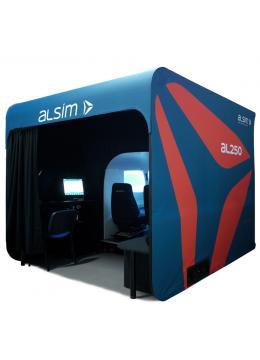 Proefles | Vliegles ALSIM 250 Simulator Groningen Airport Eelde (incl briefing/debriefing)
